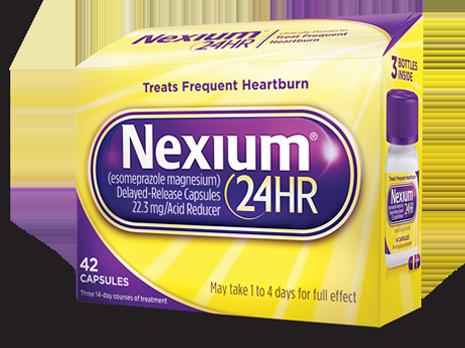 nexium proton pump inhibitor medicine