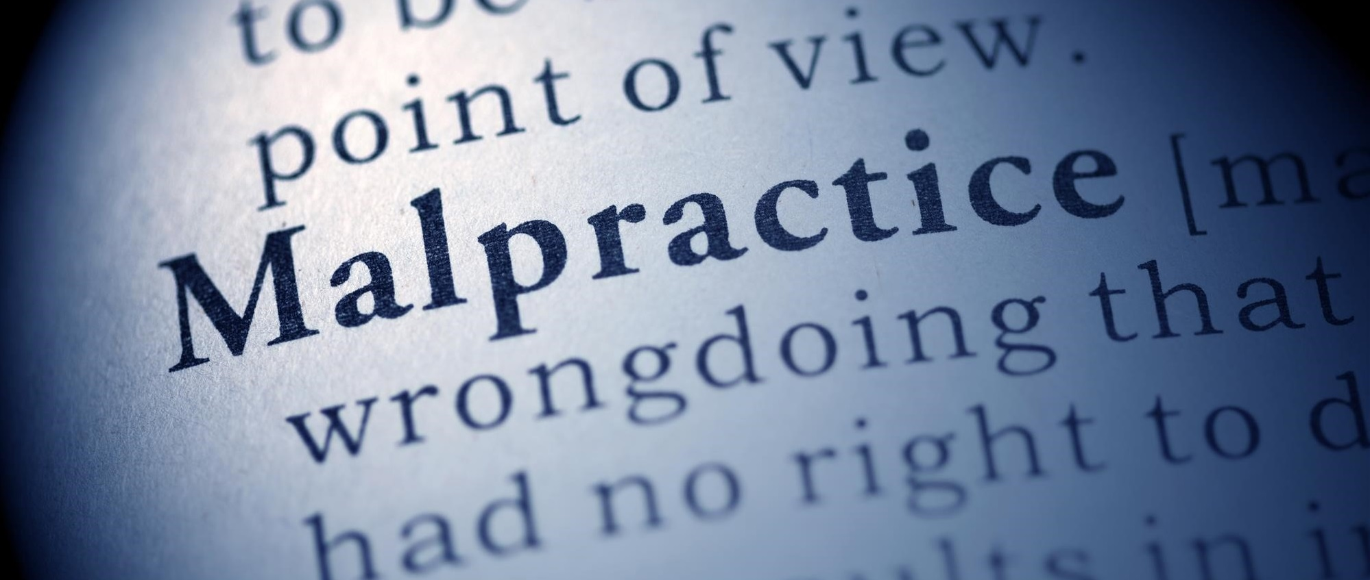 malpractice definition