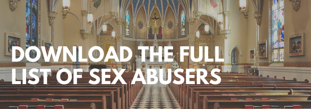 list of jesuits sex abusers