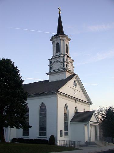 Most blessed Sacrament Church Bally