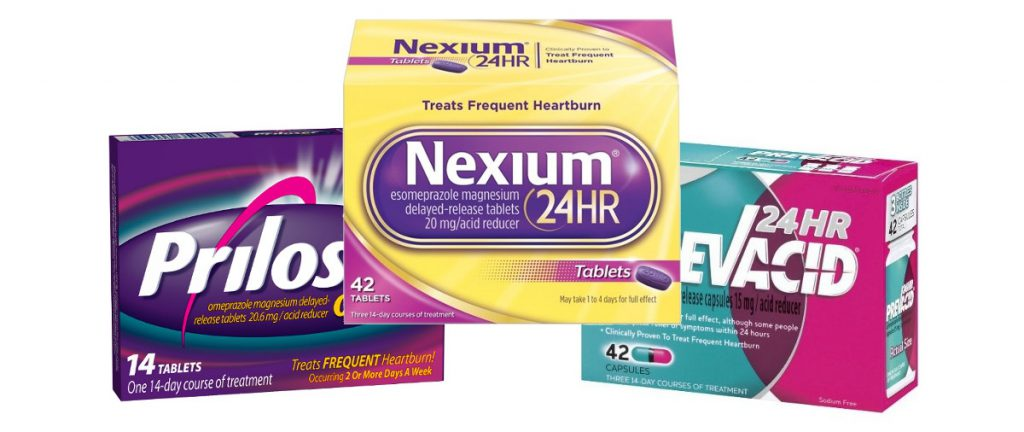 nexium prilosec and prevacid