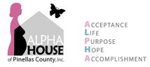 Alpha House Logo